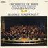 超名盤ミュンシュ&パリ管のブラームス:交響曲第1番がオリジナル装丁のLPで復活!