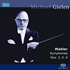 〈タワレコ限定・高音質〉Altus x TOWER RECORDS第5弾 ギーレン自選マーラー集 交響曲第3,5,6番(SACDシングルレイヤー)