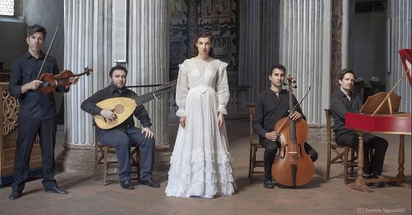 ジュゼッピーナ・ブリデッリ&ヴァンヴィテッリ四重奏団