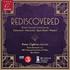 3曲世界初録音!ピーター・シグレリスによるイギリスの知られざるクラリネット協奏曲集!