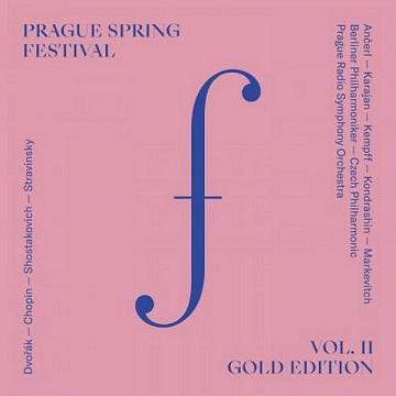 「プラハの春」ゴールド・エディション第2集