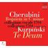 ヴァーツラフ・ルクス率いるコレギウム1704の最新盤!ケルビーニ:レクイエム ハ短調&クルピンスキ:テ・デウム