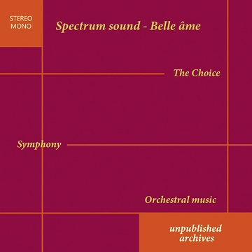 「ザ・チョイス~交響曲と管弦楽曲」