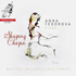 アンナ・フェドロヴァのソロ・アルバム第3弾はオール・ショパン・アルバム!『シェイピング・ショパン』~ワルツ、マズルカ、夜想曲集