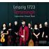 シュテファン・テミングによる18世紀ドイツ・リコーダー音楽の精華!『ライプツィヒ1723~バッハと好敵手たち、トーマス・カントルを巡って』