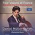 ダニエル・ミュラー=ショットが弾くサン=サーンス、オネゲル、ラロ、フォーレ~フランスのチェロとオーケストラのための作品集!