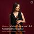 アラベラ・美歩・シュタインバッハーによるモーツァルトのヴァイオリン協奏曲録音第2弾は第1番&第2番、アダージョ&ロンド!