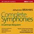 ノリントン&シュトゥットガルト放送響によるブラームスの交響曲全集とドイツ・レクイエムが廉価BOX化(4枚組)