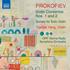 ティアンワ・ヤン、準・メルクル&ウィーン放送響によるプロコフィエフ:ヴァイオリン協奏曲集
