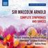 生誕100周年記念!アンドリュー・ペニー指揮によるマルコム・アーノルド:交響曲全集&舞曲集(6枚組)