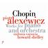 2000年生まれのポーランドの若き才能、ピオトル・アレクセヴィチ~ショパン: ピアノと管弦楽のための作品集