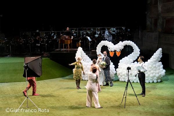 ドニゼッティ:歌劇《村の結婚式》