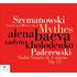 アリョーナ・バーエワ&ヴァディム・ホロデンコ / シマノフスキ&パデレフスキ: ヴァイオリン・ソナタ集