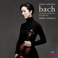 諏訪内晶子/J.S.バッハ:無伴奏ヴァイオリン・ソナタとパルティータ(全曲)