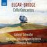 ガブリエル・シュヴァーベの新録音はエルガー&ブリッジ:チェロ協奏曲