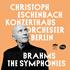 エッシェンバッハ&ベルリン・コンツェルトハウス管/ブラームス:交響曲全集