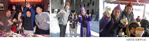 東野・岡村の旅猿