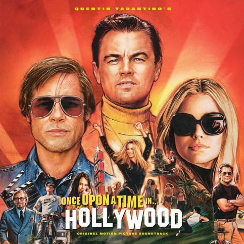 最新作『ワンス・アポン・ア・タイム・イン・ハリウッド』オリジナル・サウンドトラック