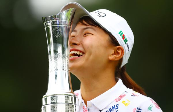 2019 オープン ゴルフ 全 英 女子