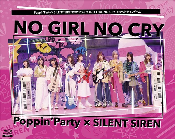 Poppin'Party×SILENT SIREN