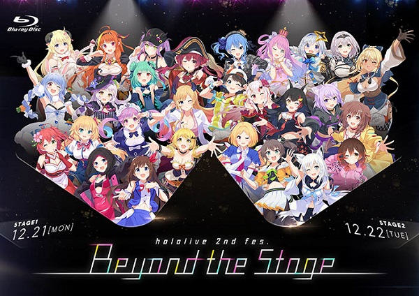 hololive 2nd fes. Beyond the Stage