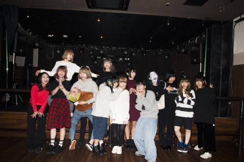 BiS/GANG PARADE TOUR THE PICTURES
