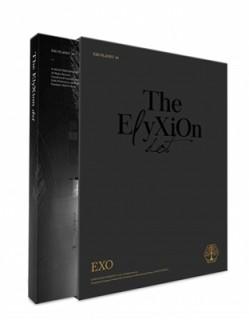 EXO PLANET #4 -The ElyXiOn[dot]-CONCERT PHOTOBOOK + LIVE ALBUM [BOOK+2CD]