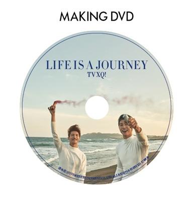 東方神起/LIFE IS A JOURNEY [BOOK+DVD]
