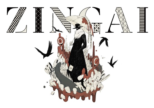 ZINGAI [BOOK+CD]/Eve