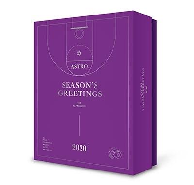 ASTRO 2020 SEASON'S GREETINGS <日本発売版>