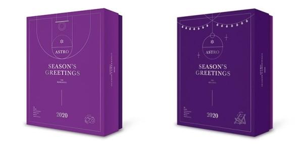 ASTRO 2020 SEASON'S GREETINGS<日本発売版>