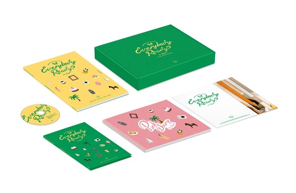 Apink <Everybody Ready?> Photo Diary Package [BOOK+DVD]