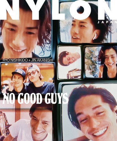 NYLON JAPAN 2020年 7月号 N/Aスペシャルエディション/赤西仁/錦戸亮