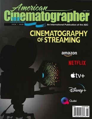AMERICAN CINEMATOGRAPHER 2020年6月号