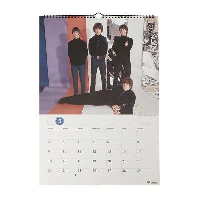 ザ・ビートルズ 公式カレンダー2021_4