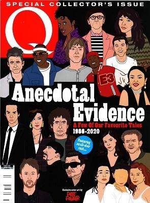 Q MAGAZINE 2020年8月号