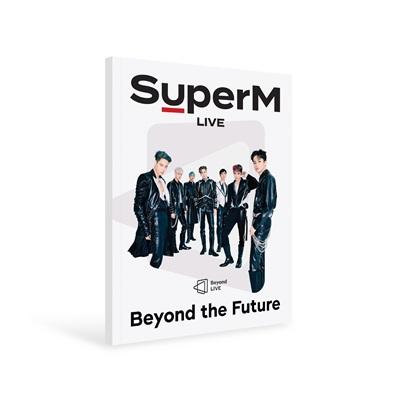 Beyond LIVE BROCHURE SuperM [Beyond the Future]_1