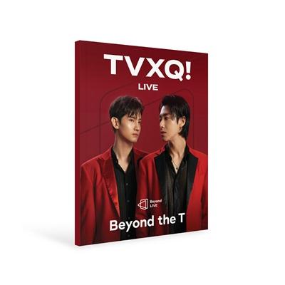Beyond LIVE BROCHURE TVXQ! [Beyond the T]_1
