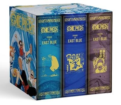 ONE PIECE 第一部EP1 BOX・東の海_1
