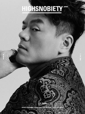 HIGHSNOBIETY JAPAN ISSUE 05 限定版【J.Y. Park】