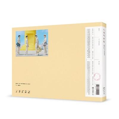 AB6IX 1ST PHOTOBOOK IN JEJU 19522 [BOOK+DVD(再生不可)]