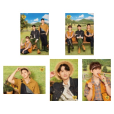 B1A4 2021シーズングリーティング 『B1A4's HAPPY FARM』 [CALENDAR+DVD+GOODS]_2