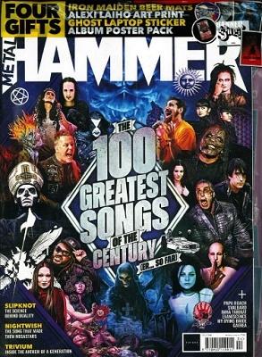 METAL HAMMER 2021年4月号(No.346)