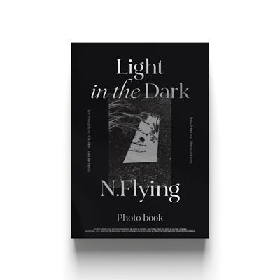 N.Flying_1st Photo Book [Light in the Dark] [BOOK+DVD]