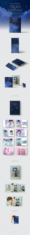NCT DREAM PHOTO BOOK [DREAM A DREAM ver.2]: MARK Ver._2