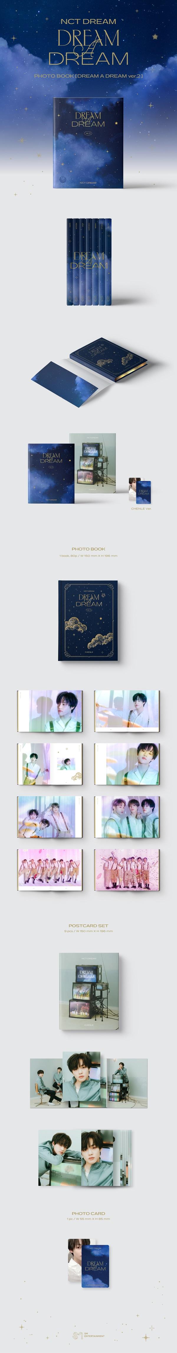 NCT DREAM PHOTO BOOK [DREAM A DREAM ver.2]: CHENLE Ver.