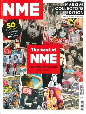 NME 2015年8月1日号