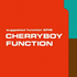 CHERRYBOY FUNCTION|最新EP『suggested function EP#5』7月8日発売