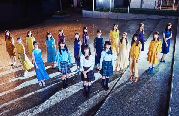 乃木坂46、24枚目のシングル『夜明けまで強がらなくてもいい』9月4日発売