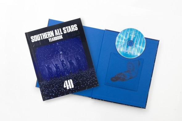 サザンオールスターズ『SOUTHERN ALL STARS YEARBOOK「40」』